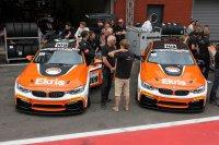 Geen geluk voor Racing Team Holland by Ekris