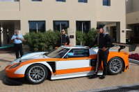Rafael Calafell - Nico Verdonck - Uwe Alzen - Ford GT GT3