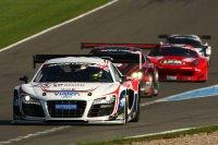 Matt Bell/Mark Patterson - United Autosports Audi R8 LMS ultra