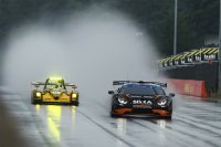 Krafft Racing - Norma M20 FC vs. Belgium Racing - Lamborghini Huracán Super Trofeo EVO