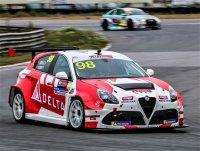 Ma Qinghua - Alfa Romeo Giulietta TCR