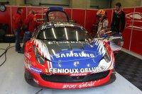 Sport Garage Ferrari 458