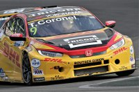 Tom Coronel - Boutsen Ginion Honda Civic TCR