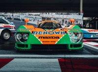 Mazda 787B Le Mans 1991