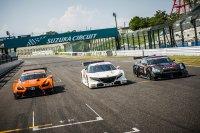Lexus LF-CC - Honda NSX Concept-GT - Nissan GT-R Nismo GT-500