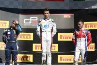 Podium sprintrace Spanje