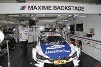 Maxime Martin BMW M4 DTM