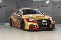 De 100ste Audi RS 3 LMS TCR