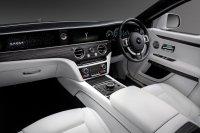 Rolls-Royce Ghost interieur