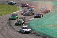 Start Race 2 GT Sports Club Barcelona 2019