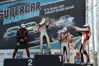 Podium 2021 Supercar Challenge Zolder Race 2