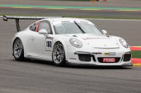 DVB Racing bvba - Porsche 991 GT3 Cup