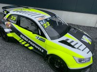 Audi A1 RX3 van Kobe Pauwels