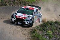 Kris Meeke - Citroën DS 3 WRC