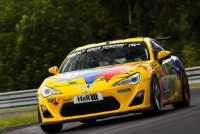 Pit Lane - Toyota GT86 Cup