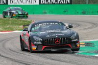 Mercedes-AMG GT4 - SRT - Vannerum/Behets