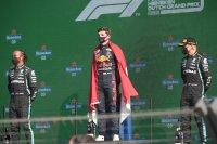 Podium GP Nederland 2021
