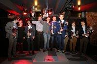 VW Funcup 2018 podium Evo2