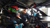 Eric van de Poele - ambassadeur Transam Euro Racing