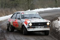 Fred Caprasse - Ford Escort