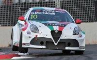 Gianni Morbidelli - Team Mulsanne Alfa Romeo Giulietta TCR