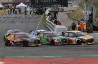 Het Audi-armada van Volland Racing