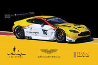 Join the Belgiums - Aston Martin V12 Vantage GT3