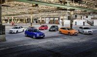25 Audi RS-varianten