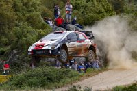 Elfyn Evans - Toyota Gazoo Racing - Toyota Yaris WRC