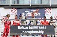 Podium Belcar1: Spa Euro Race 2016