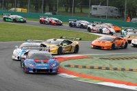 start race 1 Monza