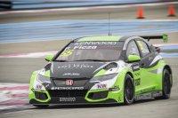 Ferenc Ficza - Zengo Motorsport Honda Civic