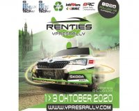 Poster Renties Ypres Rally 2020