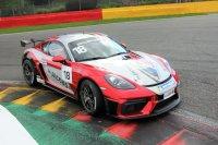 Benjamin Paque - Porsche 718 Cayman GT4 Clubsport