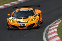 Dörr Motorsport - McLaren MP4-12C GT3