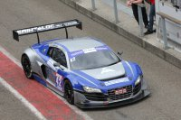 Guilvert/Hallyday - Audi Saintéloc Racing