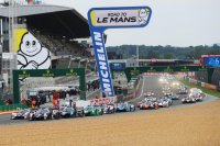 Start 2018 Road To Le Mans Race 1