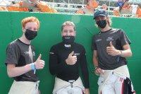 Milesi, Frijns en Habsburg (Team WRT)
