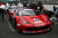 Sofrev ASP Ferrari F458 Italia - Fabien Barthez / Morgan Moullin Traffort