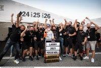 Larry ten Voorde kampioen Porsche Mobil 1 Supercup 2021