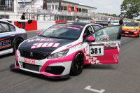 Nicolas Delencre - Why Not Racing Peugeot 308 Cup