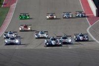 Het FIA WEC in 2014 op Circuit of the Americas