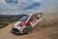 Elfyn Evans/Scott Martin - Toyota Yaris WRC