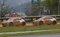 Bakkerud versus Ekström - Audi S1 RX Supercar