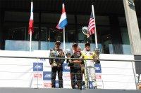 Podium na de tweede F3 race te Spa