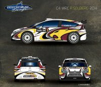 Petter Solberg - Citroën C4 WRC