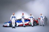 Olivier Pla, Stefan Mücke, Andy Priaulx, Marino Franchitti - Ford GT