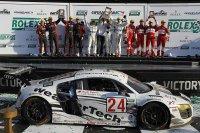 Audi R8 GRAND-AM #24 - Alex Job Racing