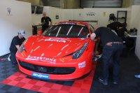 Verstraete/van Dierendonck - FMA Racing Ferrari Challenge