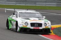 Team M-Sport - Bentley Continental GT3